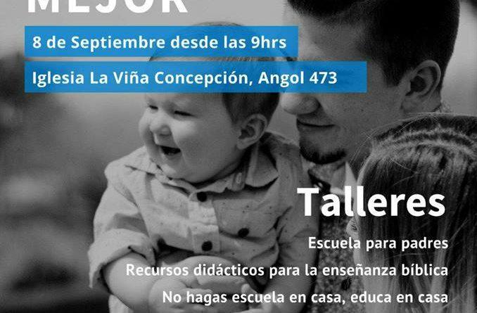 4° ENCUENTRO DE EDUCADORES CRISTIANOS EN CONCEPCIÓN